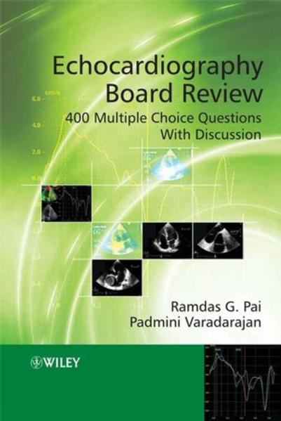 Echocardiography Board Review - Coverbild