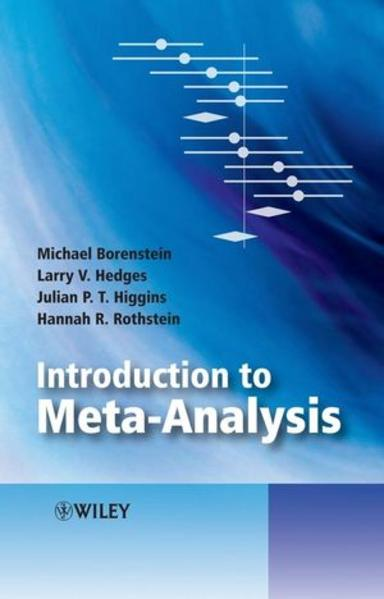Introduction to Meta-Analysis - Coverbild