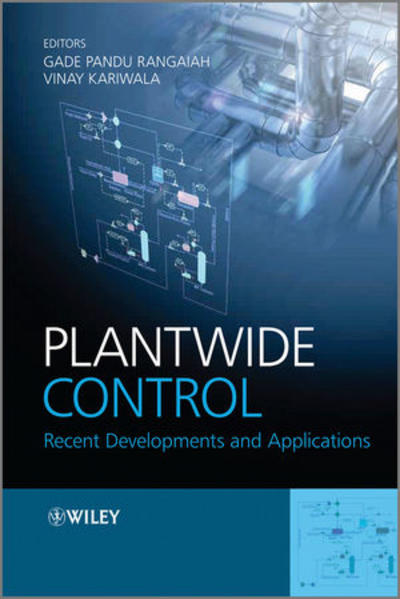 Plantwide Control - Coverbild