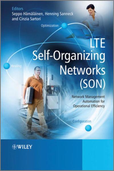 LTE Self-Organising Networks (SON) - Coverbild