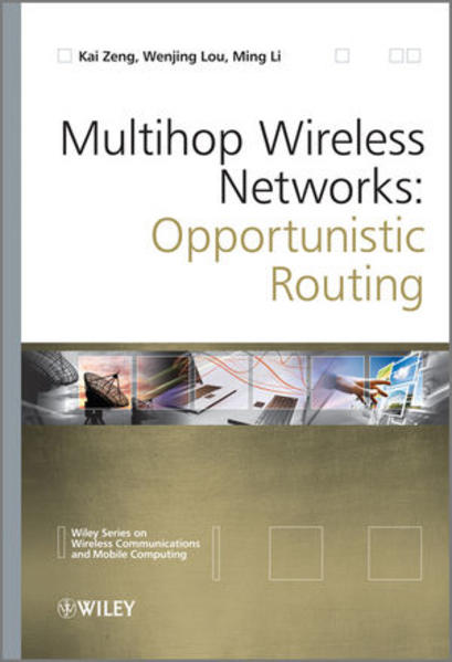 Multihop Wireless Networks - Coverbild