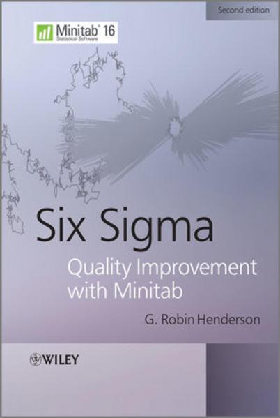 Six Sigma Quality Improvement with Minitab - Coverbild