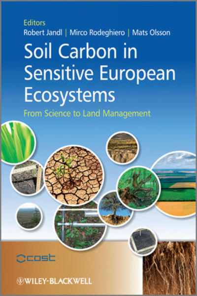 Soil Carbon in Sensitive European Ecosystems - Coverbild