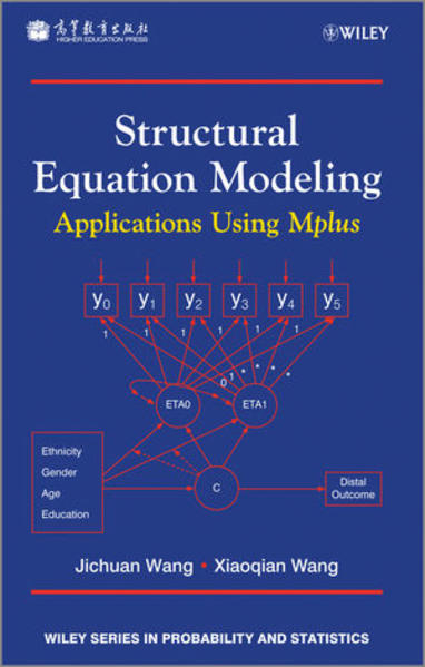 Structural Equation Modeling: Applications Using Mplus - Coverbild