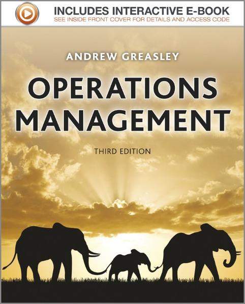 Operations Management - Coverbild