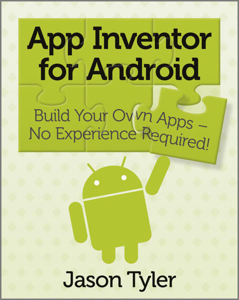 App Inventor for Android - Coverbild