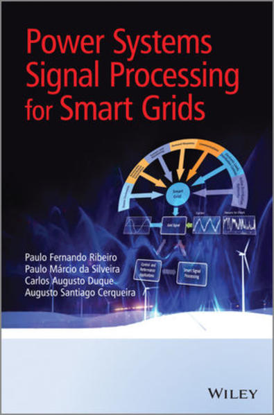 Power Systems Signal Processing for Smart Grids - Coverbild