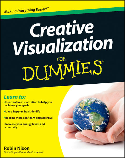 Creative Visualization For Dummies - Coverbild