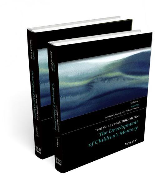 The Wiley Handbook on the Development of Children's Memory - Coverbild
