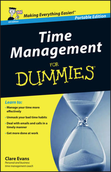 Time Management For Dummies - UK, UK Portable Edition - Coverbild