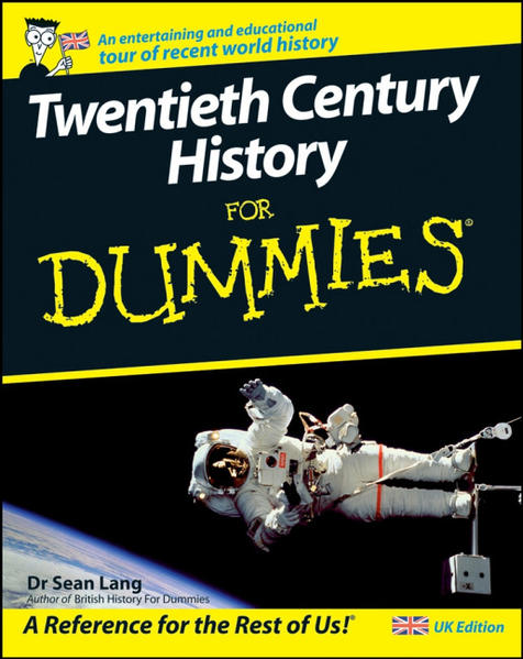 Twentieth Century History For Dummies - Coverbild