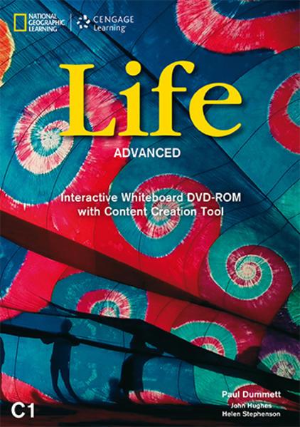 Life Advanced Interactive Whiteboard DVD-ROM - Coverbild