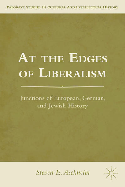 At the Edges of Liberalism - Coverbild