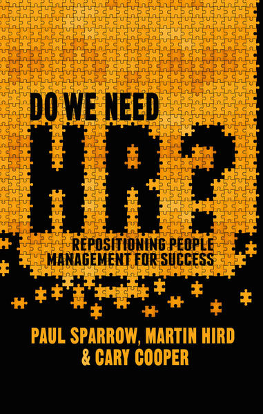 Do We Need HR? - Coverbild