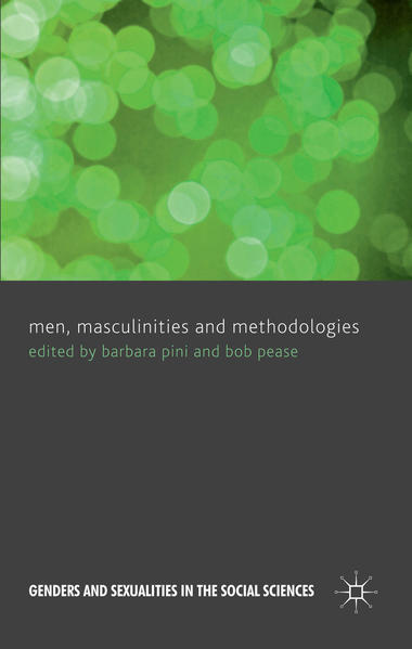 Men, Masculinities and Methodologies - Coverbild