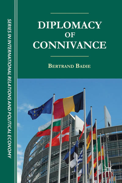 Diplomacy of Connivance - Coverbild
