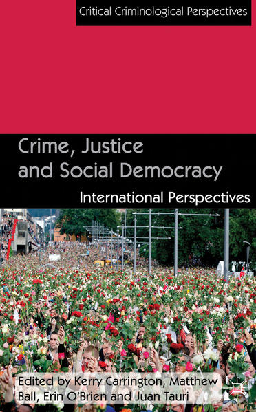 Crime, Justice and Social Democracy - Coverbild