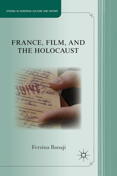 France, Film, and the Holocaust - Coverbild
