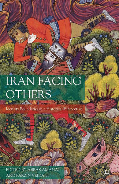 Iran Facing Others - Coverbild