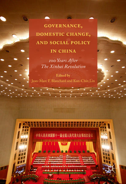 Governance, Domestic Change, and Social Policy in China - Coverbild