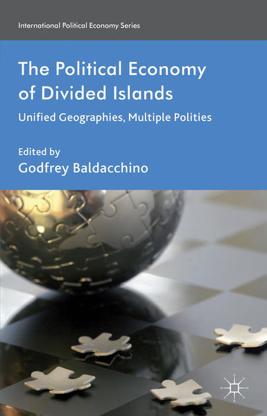 The Political Economy of Divided Islands - Coverbild