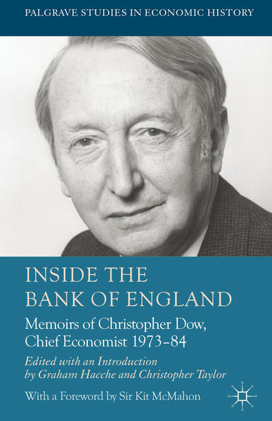 Inside the Bank of England - Coverbild