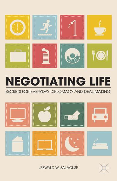 Negotiating Life - Coverbild