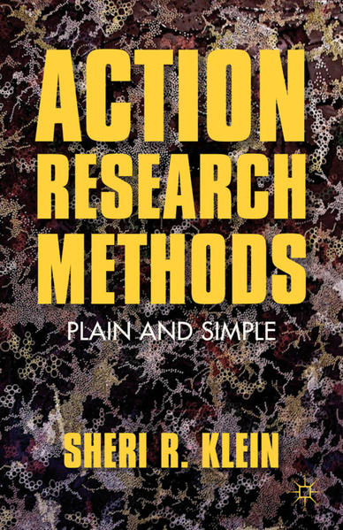 Action Research Methods - Coverbild