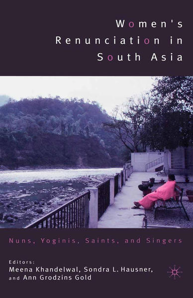Women's Renunciation in South Asia - Coverbild