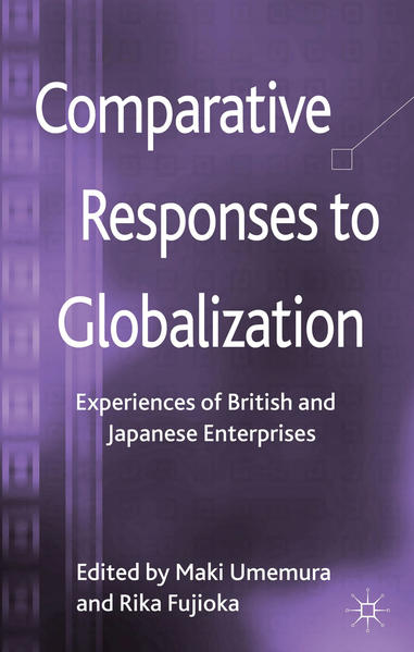 Comparative Responses to Globalization - Coverbild