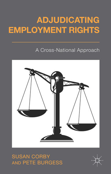 Adjudicating Employment Rights - Coverbild