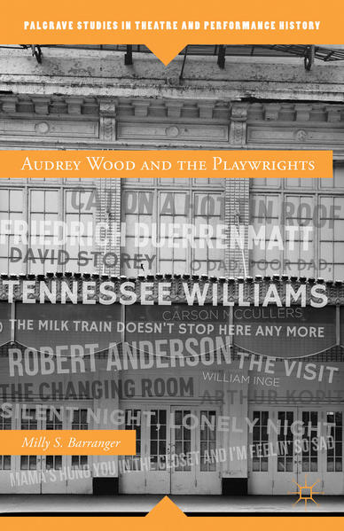Audrey Wood and the Playwrights - Coverbild
