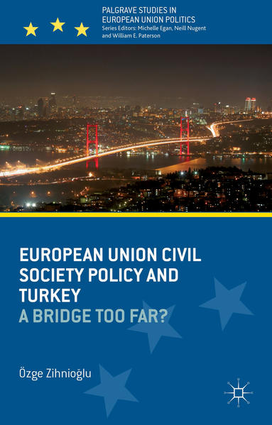 European Union Civil Society Policy and Turkey - Coverbild