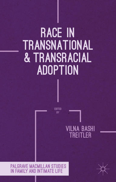 Race in Transnational and Transracial Adoption - Coverbild