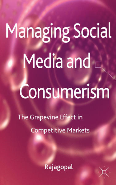 Managing Social Media and Consumerism - Coverbild
