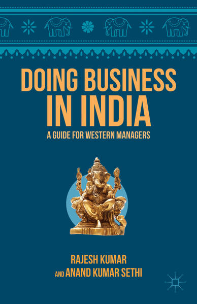 Doing Business in India - Coverbild