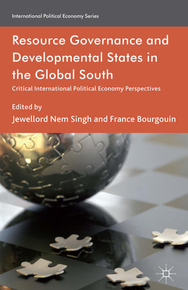 Resource Governance and Developmental States in the Global South - Coverbild