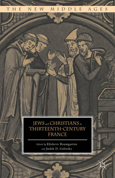 Jews and Christians in Thirteenth-Century France - Coverbild