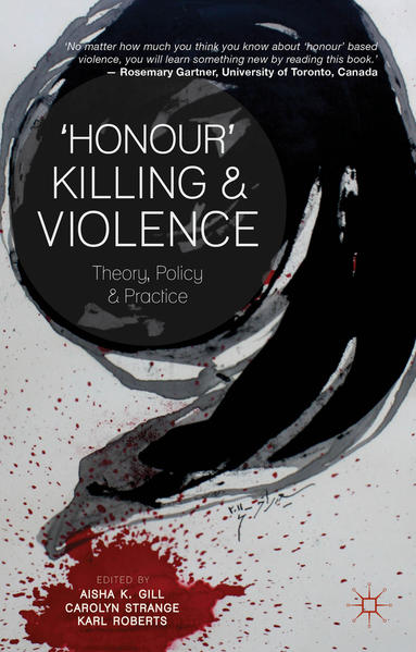 'Honour' Killing and Violence - Coverbild