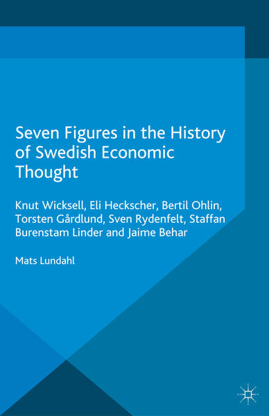 Seven Figures in the History of Swedish Economic Thought - Coverbild