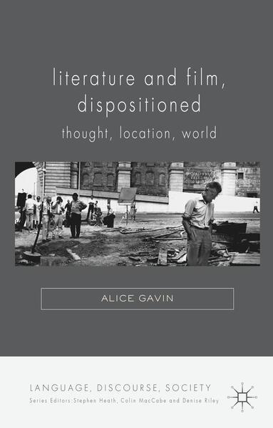 Literature and Film, Dispositioned - Coverbild