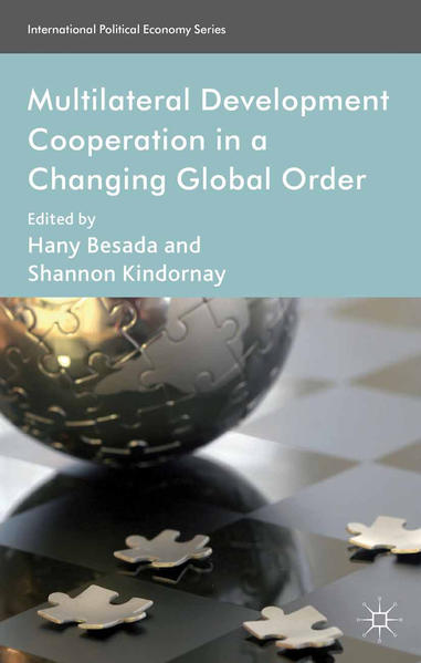 Multilateral Development Cooperation in a Changing Global Order - Coverbild