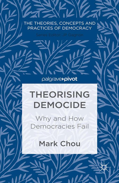 Theorising Democide - Coverbild