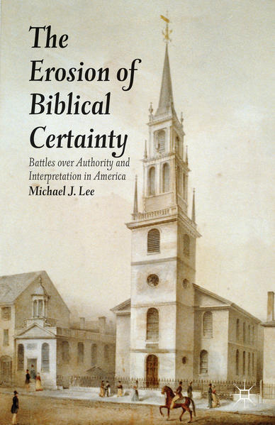 The Erosion of Biblical Certainty - Coverbild