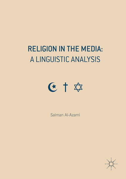 Religion in the Media: A Linguistic Analysis - Coverbild