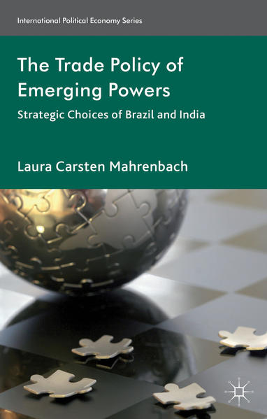 The Trade Policy of Emerging Powers - Coverbild