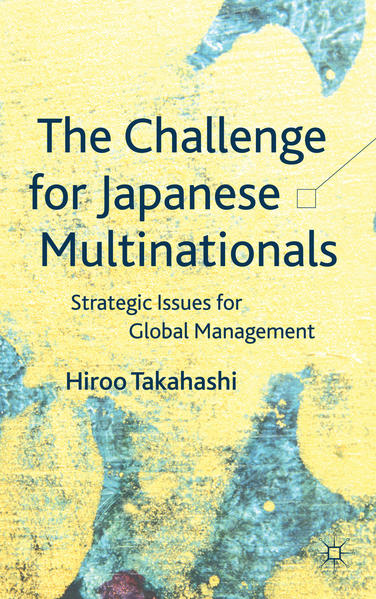 The Challenge for Japanese Multinationals - Coverbild