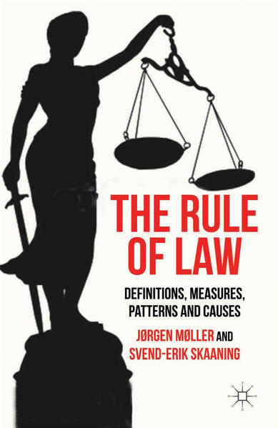 The Rule of Law - Coverbild