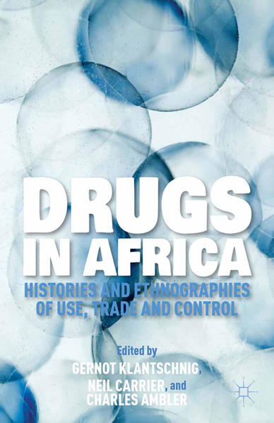 Drugs in Africa - Coverbild