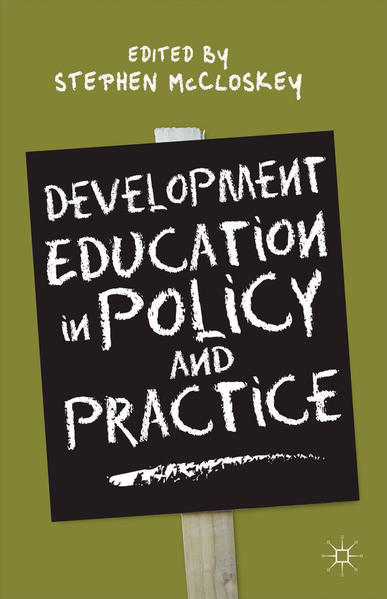 Development Education in Policy and Practice - Coverbild